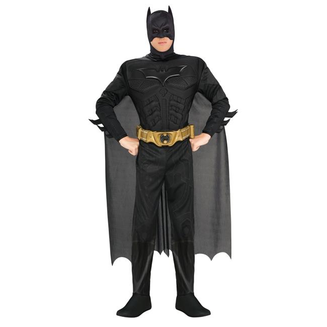 Morris Costume RU880671LG Batman Adult Costume, Large