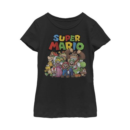 Nintendo Girls' Mario Characters - Character Day Ideas For Girls