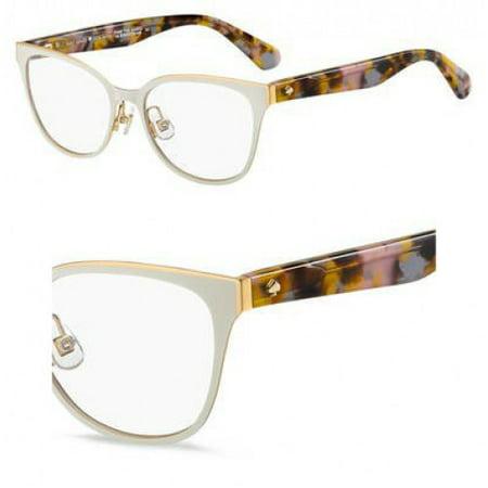 372d8401419 Eyeglasses Kate Spade Vandra 0SZJ Ivory - Walmart.com