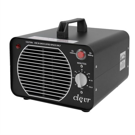 Clevr Commercial and Home Ozone Generator O3 Air Purifier,