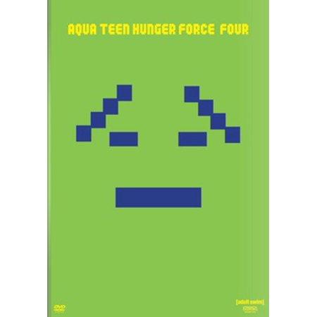 Aqua Teen Hunger Force: Volume Four (DVD)