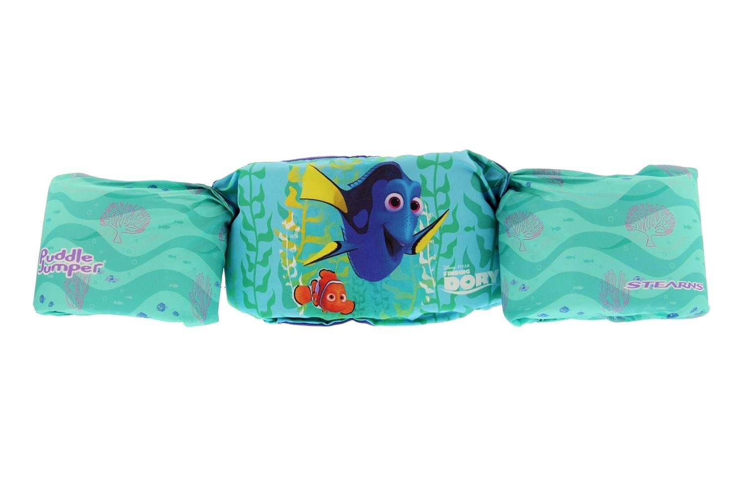 Stearns Original Puddle Jumper Deluxe Child Life Jacket, Fits 30-50 lbs by