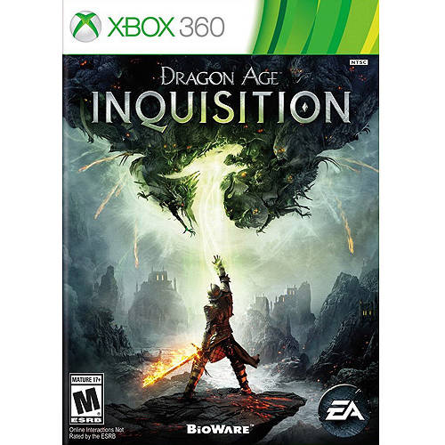 Dragon Age: Inquisition (Xbox 360) - Pre-Owned