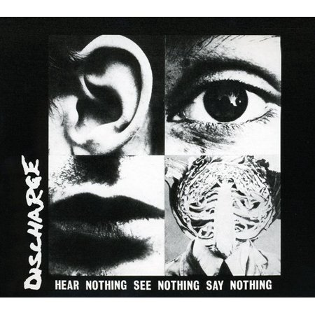 Hear Nothing See Nothing Say Nothing (CD)
