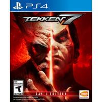 Tekken 7 Preowned & Refurbished (PlayStation 4)