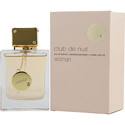 Nuit Parfum (Armaf Club De Nuit By Armaf For Women Eau De Parfum Spray 3.6 oz )