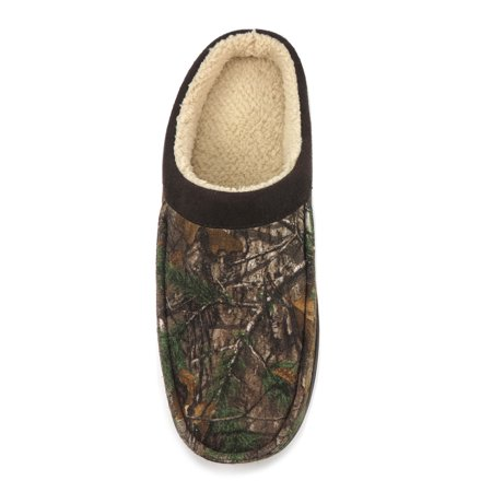 George Men's Camo Clog Slipper