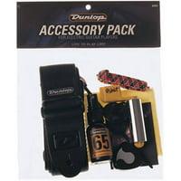 Dunlop GA51 Guitar Accessory Pack w/ Strap