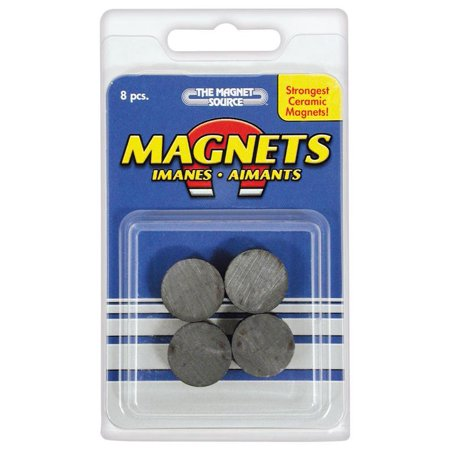 master magnetics magnet disc in dia x in h  master magnetics 07003 magnet disc 3 4 in dia x 3 16 in