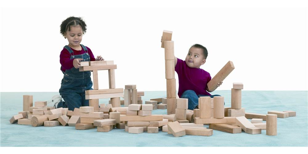 Jonti Craft Preschool Multi Pc Abel Block Set by Jonti-Craft