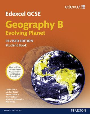 Edexcel GCSE Geography B: Evolving Planet, Student Book (Paperback) by