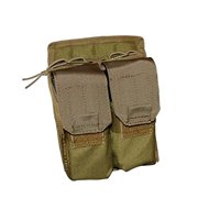 BDS Tactical Four Mag Admin Pouch (Coyote)
