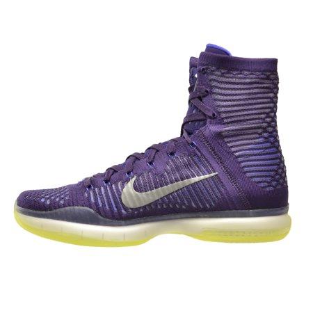 6d457b599a56 Nike - Nike Kobe X Elite Men s Shoes Grand Purple Reflect Silver-Persian  Volt 718763-505 (12 D(M) US) - Walmart.com