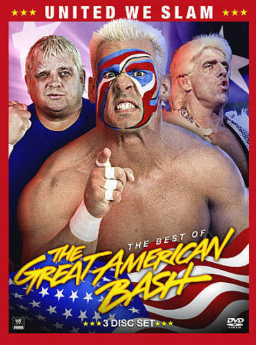 WWE: UNITED WE SLAM THE BEST OF GREAT AMERICAN BASH [DVD BOXSET] [CANADIAN] by