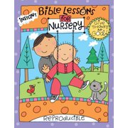 Instant Bible Lessons for Nursery: Instant Bible Lessons for Nursery: Give Thanks to God (Paperback)