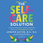 The Self-Care Solution (Audiobook)