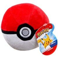 Pokemon Pokeball Poke Ball Plush