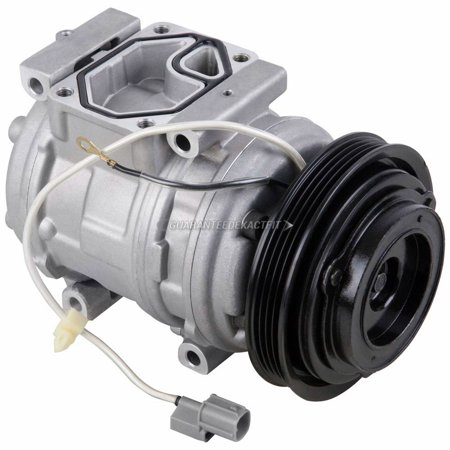 AC Compressor & A/C Clutch For Acura Integra & (Nsx Seat)