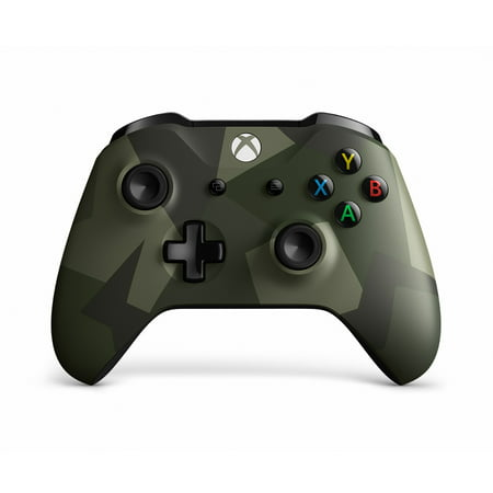 Xbox Wireless Controller (Microsoft Xbox One Wireless Controller, Armed Forces II Special Edition (Walmart Exclusive),)