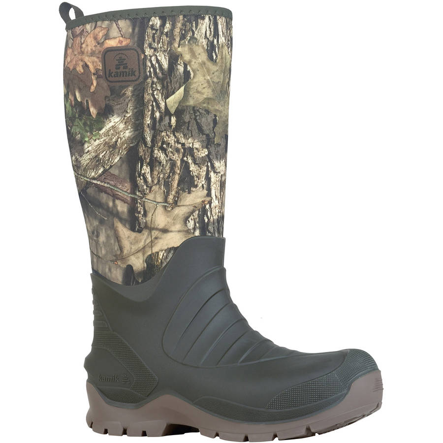 Kamik Bushman Boot, Mossy Oak Country