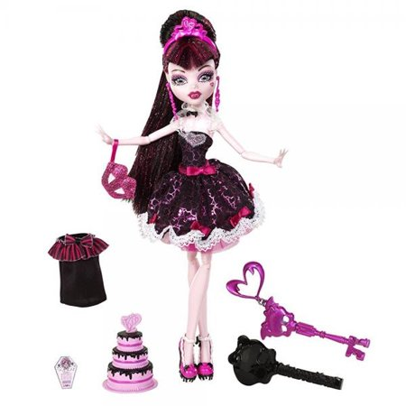 Monster High Sweet 1600 Draculaura Doll](Monster High Draculaura Wig)