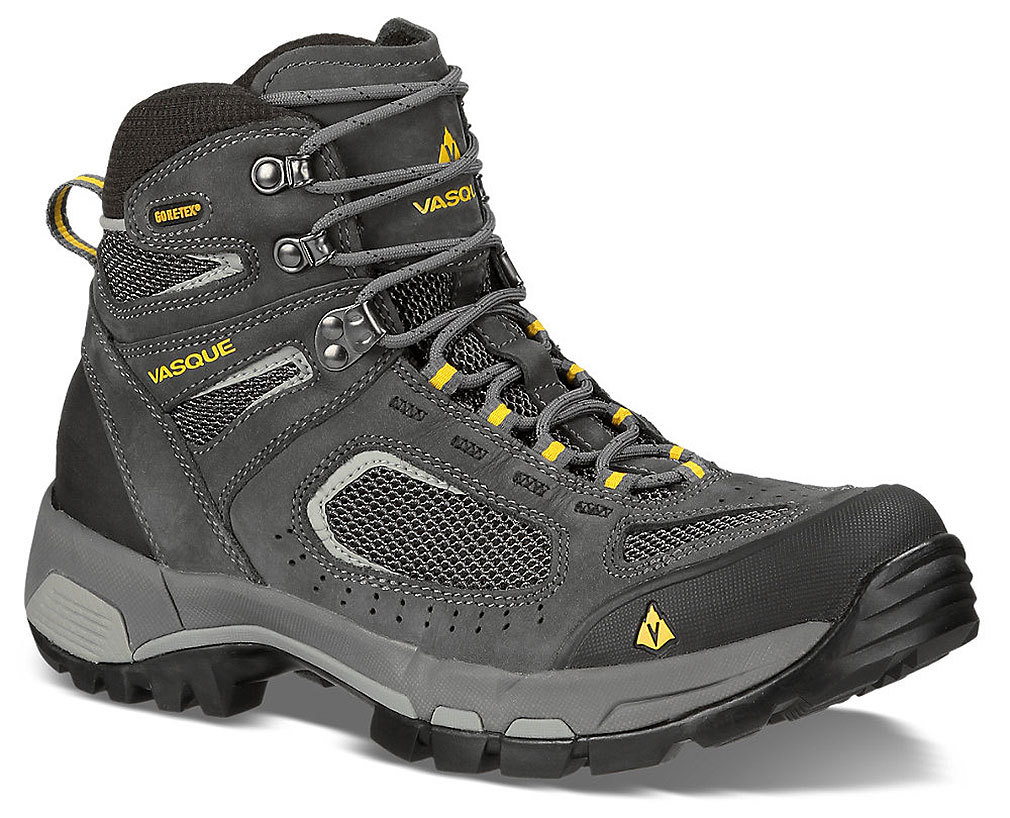 Vasque Men's BREEZE 2.0 GTX Gray Hiking Boot 10 M by Vasque Footwear