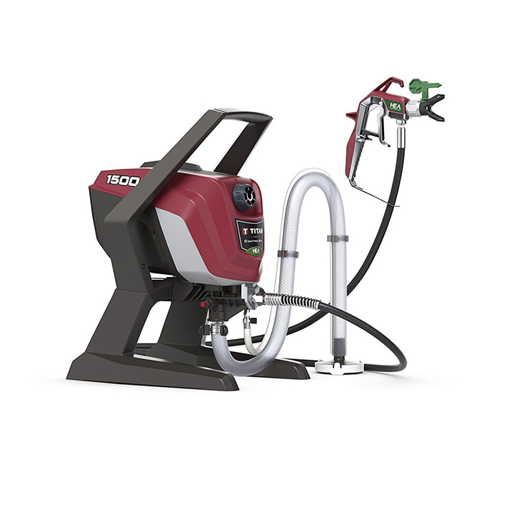 Wagner 0580005 Titan Controlmax 1500 High Efficiency Airless Paint Sprayer by Wagner