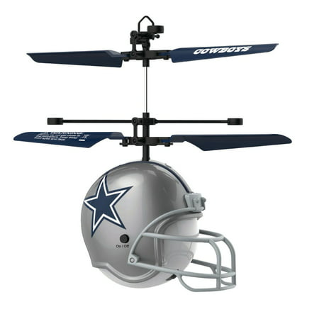 NFL Remote Control Helment Flyer - Dallas Cowboys
