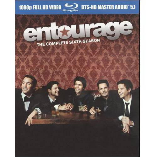 Entourage: The Complete Sixth Season (Blu-ray)