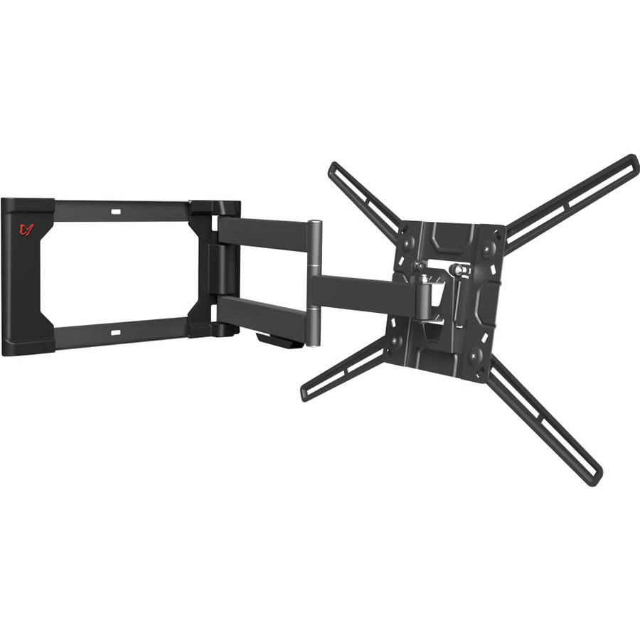 """Barkan 4400 Full Motion Curved Flat TV Wall Mount for 32"""" 80"""" Screens, Dual-Arm up to 110 lbs by Barkan"""