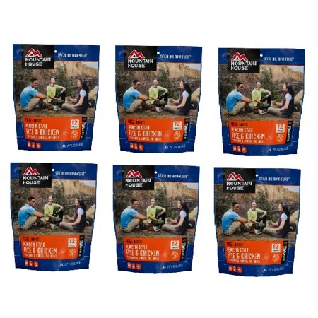 Mountain House specializes in freeze-dried foods for all climates & adventures. From Biscuits & Gravy to Chicken Fajitas, we've got you covered! Free shipping on orders over $99!