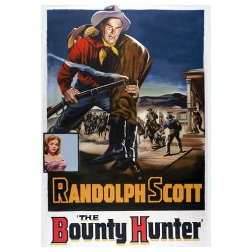 The Bounty Hunter (1954)