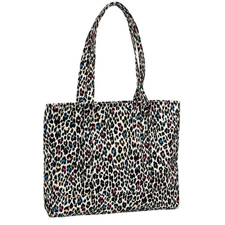Cream Leopard (Prestige Medical Fashion Tote Bags, Leopard Print Cream, 12.2 Ounce)