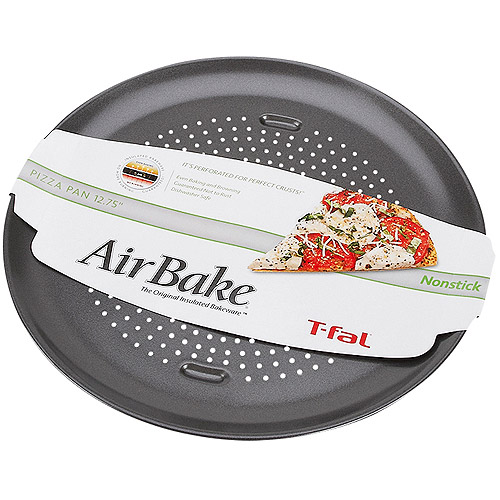 T-Fal Airbake Non-Stick Medium Pizza Pan, 12.75""