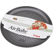 "T-Fal Airbake Non-Stick Medium Pizza Pan, 12.75"""
