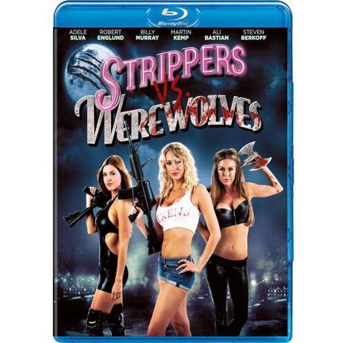 Strippers Vs. Werewolves (Blu-ray) (Widescreen)