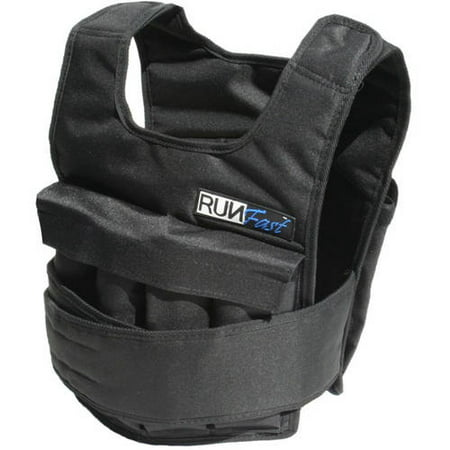 RUNmax Adjustable Weighted Vest ()
