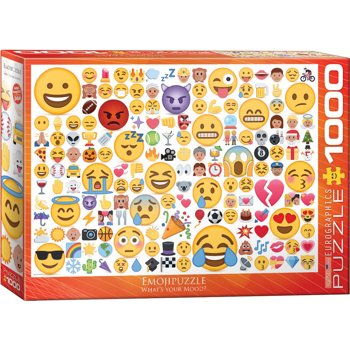 Emojipuzzle 1000-Piece Puzzle