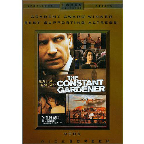 The Constant Gardener (Limited Edition) (Widescreen, LIMITED)