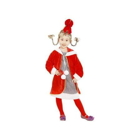 Child Cindy Lou Costume - Cindy Lou Who Outfit