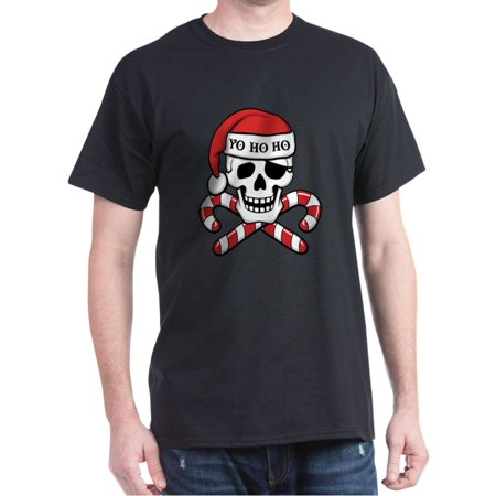 Christmas Pirate - 100% Cotton T-Shirt - Pirate Christmas