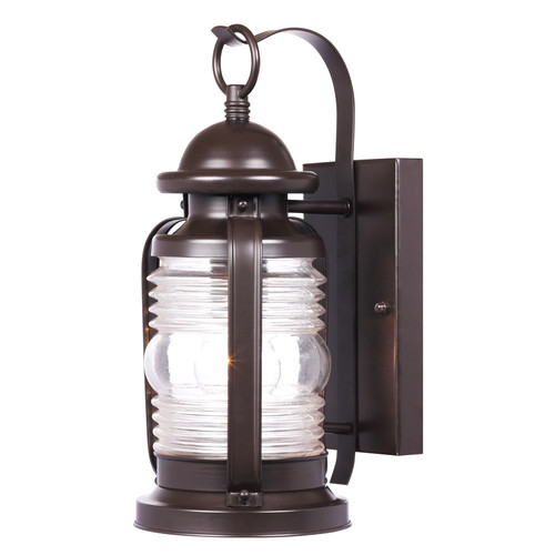 Westinghouse Lighting Weatherby 1-Light Outdoor Wall Lantern