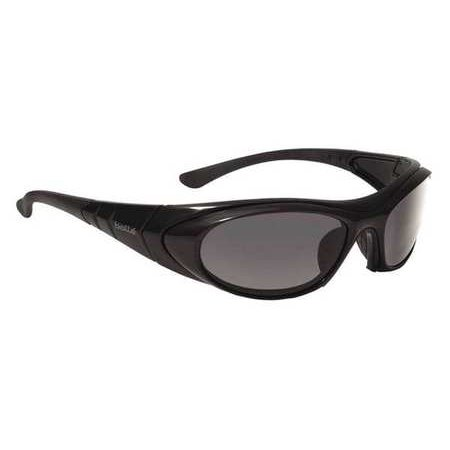BOLLE SAFETY Safety Glasses,Smoke 40036