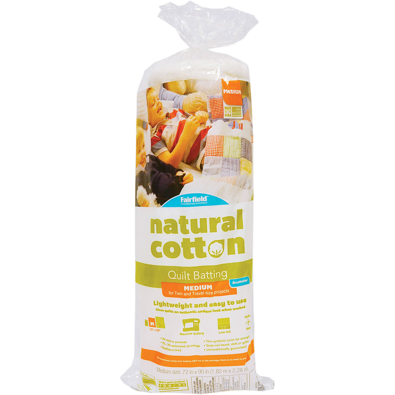 Soft and Toasty Cotton Batting