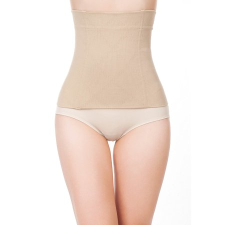 Women's Extra Firm Control Seamless Shapewear Tummy Slimming Waist Training Cincher Easy Up Waist Nipper