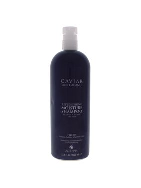 Alterna Caviar Anti-Aging Replenishing Moisture Shampoo - 33.8 oz Shampoo
