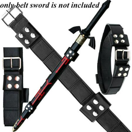 - Universal Fit Sword Frog Belt Strap for Link's Master Zelda Sword