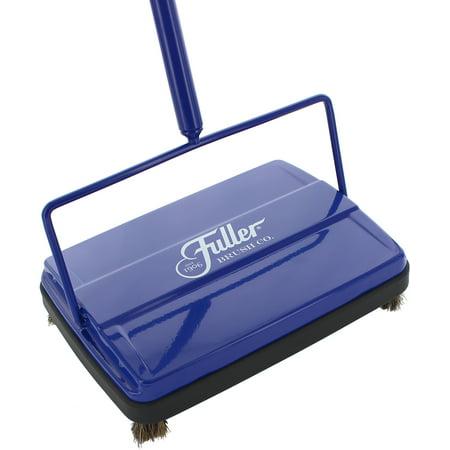 Fuller Carpet Sweeper Electrostatic Floor Cleaner Blue