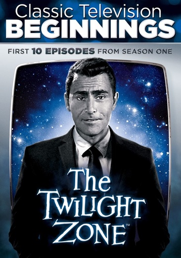 Classic TV Beginnings: The Twilight Zone (DVD) by Paramount
