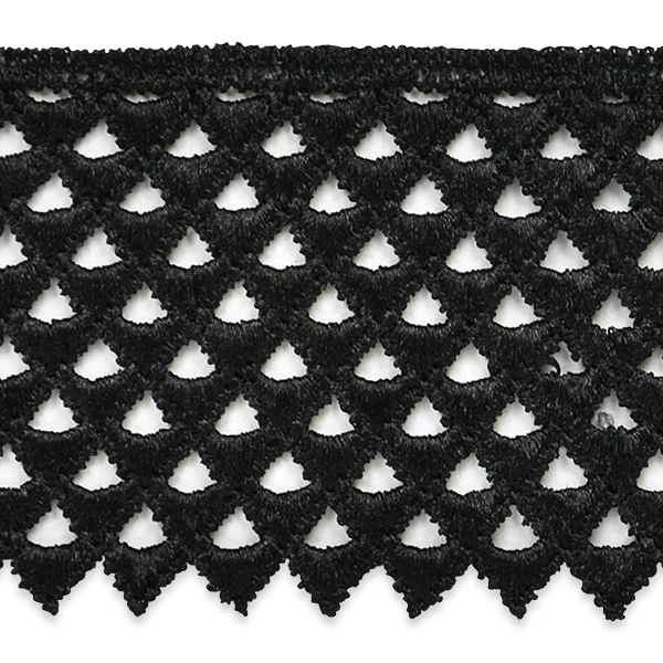 """Expo Int'l 5 yards of Extended Magdalena Lace Trim 3"""""""